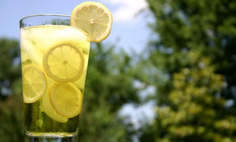 Hope and Lemonade. Or Limoncello.
