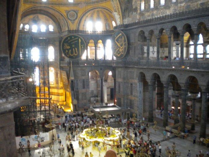 Constantinople's Lament
