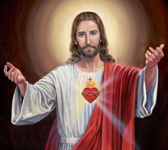 Sacred Heart Prayers